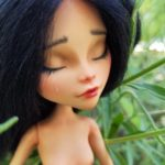 Hope repainted doll