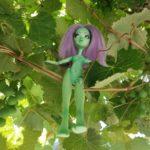 Trixie doll Venus McFlytrap