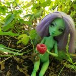 Trixie fairy doll with green skin