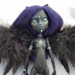 Zara warrior art doll