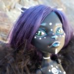 Zara monster high repaint
