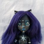 Zara art doll